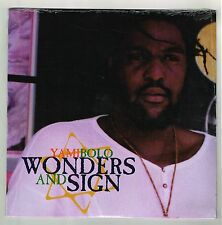 YAMI BOLO-wonders & signs  LP  super power  (hear)   (sealed)  digi  reggae