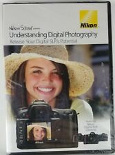 Nikon School DVD Understanding Digital Camera Photography Brand New & Sealed