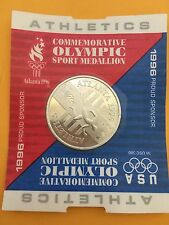 1996 USA Olympic Commemorative Sport Medallion Atlanta In original packaging