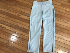 New listing UNDER ARMOUR BASEBALL PANTS Youth L/Large Authentic Performance Gray (T15-10)