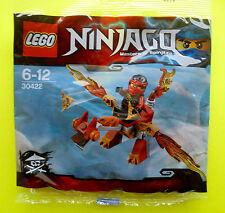Lego Ninjago 30422 Kai Mini Drachen Kai Polybag Neu Ovp