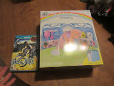 "My LITTLE Pony 35th Anniversary PRETTY PARLOR PEACHY ""16 PIECES"" PLAYSET NEW"