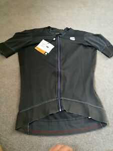 Sportful Monocrom Summer Short Sleeve Cycling Jersey Large
