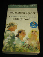 msm* SALE : JODI PICOULT ~ MY SISTER`S KEEPER