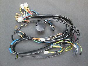 New Genine Aprilia RX 50 1989 Main Wiring Harness AP8212284 (MT)