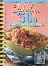 Fabulous 50s Recipe Collection (Favorite Brand Na
