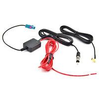 DAB+ Antenne Splitter Adapter Radio Aktiv Pioneer JVC Kenwood Sony FAKRA DIN SMB
