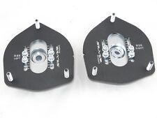 Camber Plates Mini Cooper R56 One Cooper Uniball verstellbare einstellbare BLACK