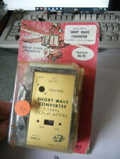 swc-3 ShortWave conterter 7-12 mhz receive short wave broadcast on Am radio Kit