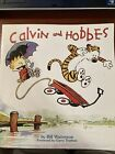 Bill Watterson Autographed / Signed Book: Calvin and Hobbes 1987