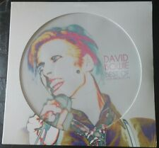 David Bowie  Best Of Los Angeles '74 Picture Disc UK IMPORT VINYL NEW LP Record