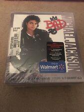 Michael Jackson Bad 25 CD Wallmart Rare T-Shirt