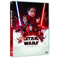 Star Wars - Gli Ultimi Jedi  [Dvd Nuovo]