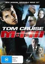 Mission Impossible 3 (DVD, 2006) Region 2