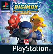 Digimon World 2003 (PS) - Game  1JVG The Cheap Fast Free Post