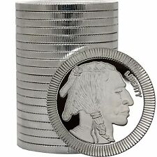 NEW!  SilverTowne Buffalo Stackables .999 Silver 1oz Med (20ct)