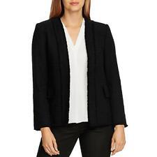 Vince Camuto para mujer Tweed professonal Work Wear Blazer Chaqueta BHFO 3615