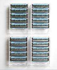 20 triple blade razor blades for Gillette Sensor, Sensor 3 & Excel