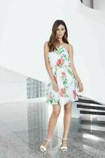 Forever New Beautiful Summer Floral Ruffle Party Dress Size 16, RRP $159. RARE!