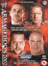 WWE: Armageddon 2002 DVD (2003) Shawn Michaels