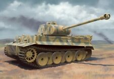 1/35 Dragon 6683 - German  WWII Expermental Tiger I Ausf. H2, Plastic Model kit