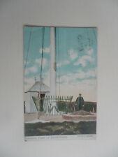 1905 POST CARD BORESTONE, FIELD OF BANNOCKBURN / CRAIG'S SERIES