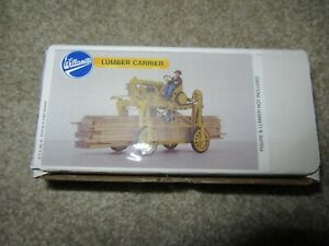 McKenzie Models M-107 Fordson power on Bulldog/Willamette Lumber carrier New
