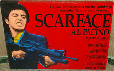 Famous Steve Kaufman Pop Art Legend SAK Scarface Pacino FREE U.S. SHIPPING