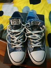 Converse Shoes Womens Sz 11, only worn once!! Excellent condition