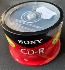 Sony CD-R Music 50 Pack