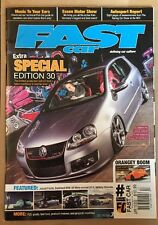 Fast Car Special Edition 30 Slammed Essen Motor Show April 2015 FREE SHIPPING!