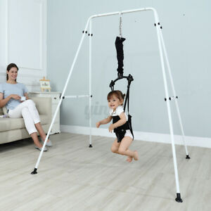 Baby Bouncing Chair with/ Metal Stand Indoor Standing jumper Baby Exerciser