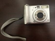Canon PowerShot A510 3.2MP Digital Camera - Silver, Working Condition