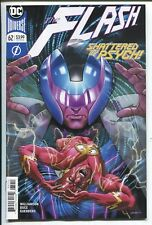 FLASH #62 - DAVID YARDIN MAIN COVER - DC COMICS/2019