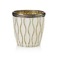 Harlequin Glass Vintage SETS Tea Light Holder Candle Votive Wedding Centre piece