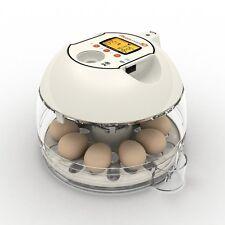 Rcom 10 Pro Automatic Egg Incubator - Holds 10 Chicken Eggs or 30 Quail Eggs