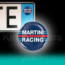 3 ADESIVI targa MARTINI stickers auto moto camper tuning