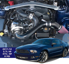New Mustang V6 37l 4v P1sc1 Procharger Supercharger Ho Tuner Intercooled System