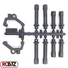 Axial 3 Link Holder Parts Tree AX80019 SCX10 Honcho Dingo AX10 Scorpion Mounts