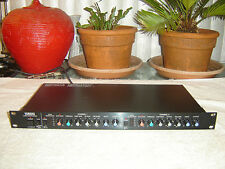 """Yamaha GC2020, Stereo Compressor Limiter Expander Gate, RCA & 1/4"""", Vintage Rack"""
