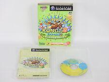 Donkey Konga 2 Ii Hit Song Parade Game Cube Nintendo Ntsc-J Japan Game gc