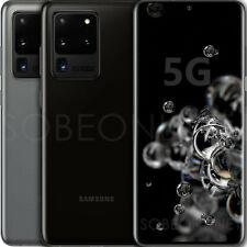 Samsung Galaxy S20 Ultra 5G 128GB 12GB SM-G988B/DS (FACTORY UNLOCKED) 108MP