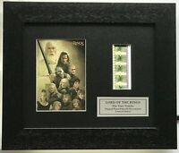 LORD OF THE RINGS - THE TWO TOWERS v2 Original Filmcell Memorabilia