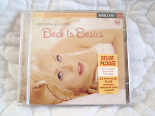 CHRISTINA AGUILERA BACK TO BASICS CD NEW DOUBLE DISC DELUXE PACKAGE ENHANCED ECD