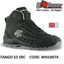 UPOWER SCARPE DA LAVORO ALTA ANTINFORTUNISTICA TANGO S3 SRC U-POWER WN10074