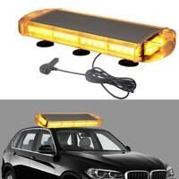 40LED Amber Emergency  550M Warning Strobe Recovery Light Bar Flashing Beacon
