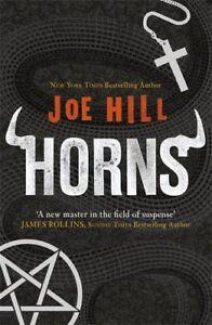 Horns,Joe Hill- 9780575099999