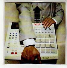 (EN676) Q-Tip, Gettin' Up - DJ CD