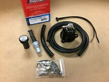 (CLOSEOUT) TURBOSMART DUAL PORT BOV BLOW OFF VALVE FOR FORD 2.5 2.7 ECOBOOST
