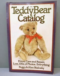 The Teddy Bear Catalog by Peggy & Alan Bialosky 1980 PB First Edition & Printing